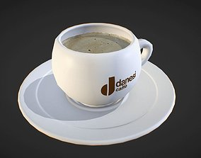 3D model Coffee Cup Danesi