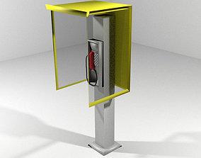 Phonebooth - Modern 3D