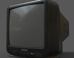 3D asset TV goldsoap