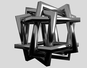 3D print model Orderly Tangle
