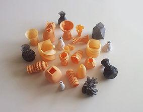 3D printable model Simple Vases