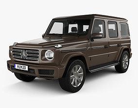 3D Mercedes-Benz G-class W463 2019