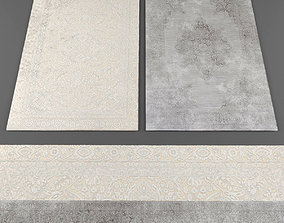 Rugs collection 219 3D asset