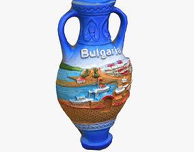 Bulgaria Magnet Souvenir 2 3D printable model