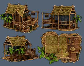 village forest house 3D