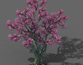 3D model Forest - Peach Tree 03