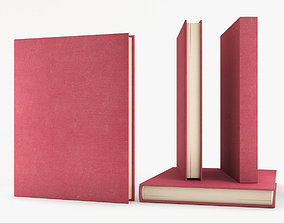 Book closed 01 3D