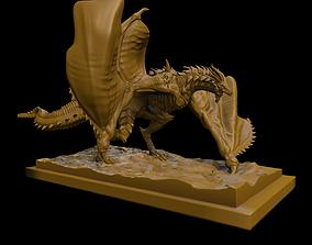 3D printable model Wyvern Dragon