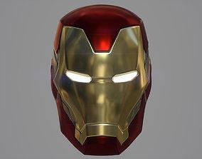 hobby Ironman mk85 helmet 3D printable model