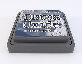 Distress Oxide 3D asset
