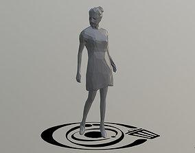 Human 096 LP R 3D model