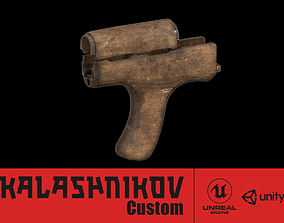 AK - Handguard - Romanian 3D model