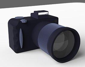 Mirrorless Camera 3D