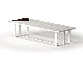 Monica Gasperini - T1 Dining Table 3D model