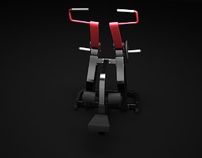 3D model Wide Pull Down