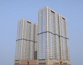 3D asset MSK Building19
