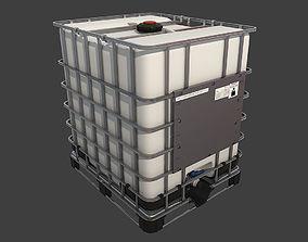 Intermediate Bulk Container 3D model
