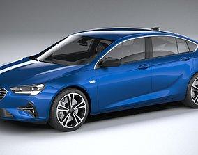 3D Opel Insignia Grand Sport 2020