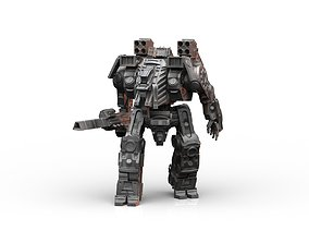 3D printable model ORSON Mech Robot Mecha miniature