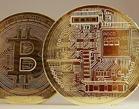 high details bitcoin model