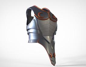 3D printable model Link Fierce Deity armor from ZELDA 4