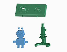3D model Kids Super Collection - A