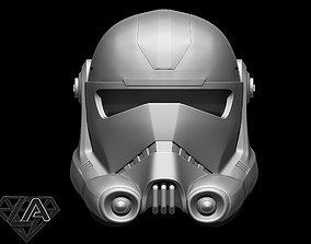3D print model Star Wars Clone Force 99 Bad Batch Hunter