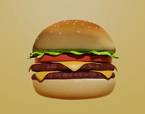cheeseburger Cheeseburger 3D model
