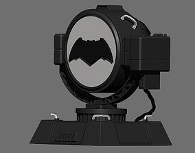 Signal Night Light Base for Batman - 3D printable model 3