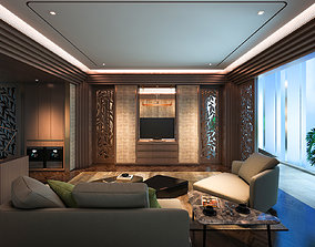 Suite Room Hotel hotel-room 3D