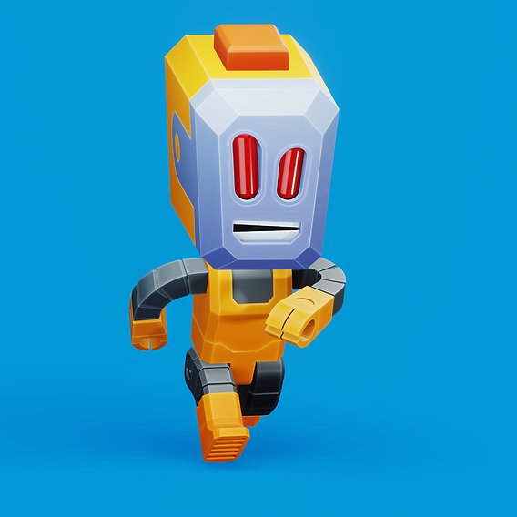 Hammer Head Robo