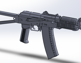 Airsoft VFC AKs-74u Modell Gearbox is not included