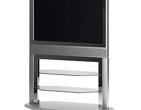 3D Silver TV