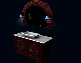 3D Bathroom sink 3