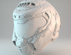 Doom Eternal Slayer Helmet 3D printable model