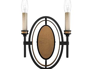 3D Eurofase infinity wall sconce