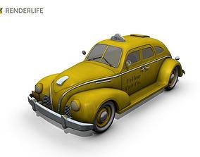 3D model Taxi 2