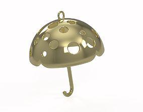 3D print model Umbrella pendant