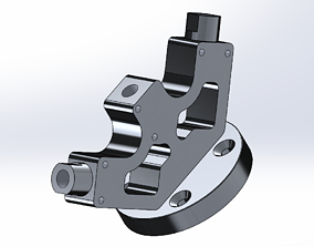 3D print model Gripper Vacuum UR10 Universal Robot