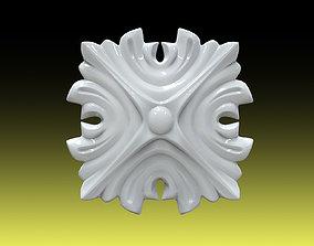 3D print model Rosette 007