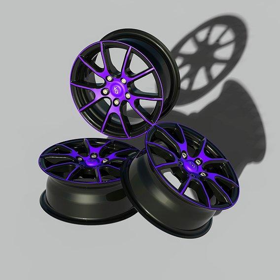 Alloy Wheel 15 Inch
