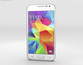 3D Samsung Galaxy Core Prime White