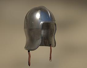 3D asset Celata Helmet