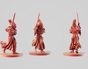 3D print model paladin 4