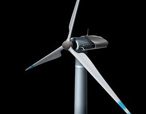 Electric Windmill 3D model