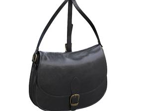 3D asset Handbag-MILANO