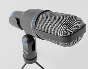 3D model Studio Microphone