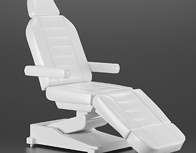 low-poly Beauty Parlor Chair 3D model