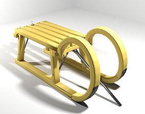 Sled - type 3 3D