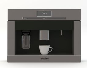Miele Coffee Machine 1 3D